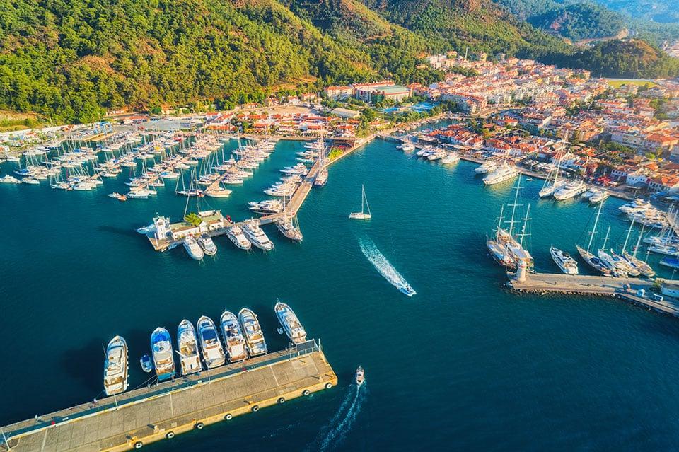 boats and yachts