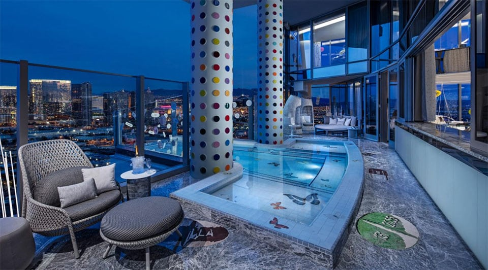 Empathy Suite, The Palms Las Vegas, United States