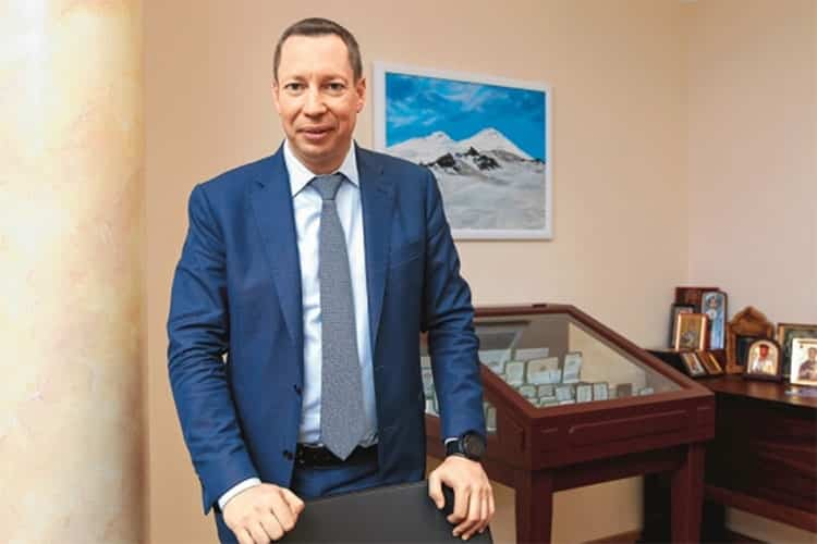 Kyrylo Shevchenko, CEO at Ukrgasbank