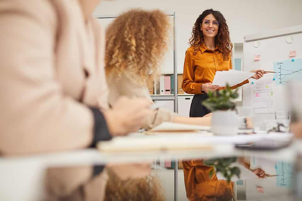 Woman entrepreneurs