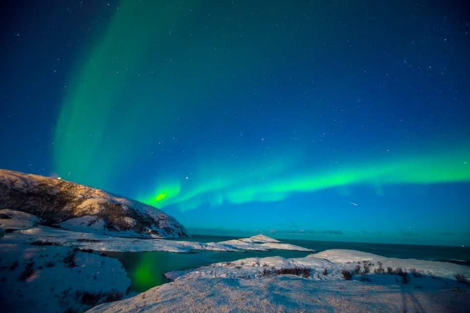 Aurora Borealis Murmansk, Russia