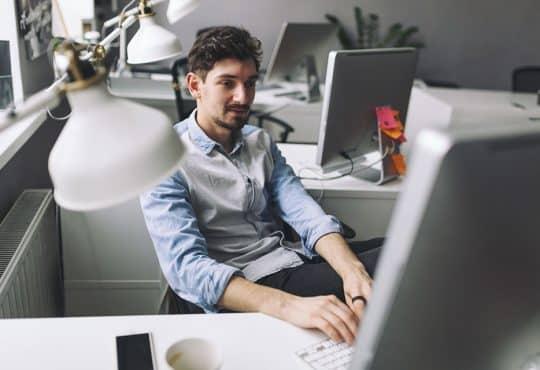 Business man Entrepreneur