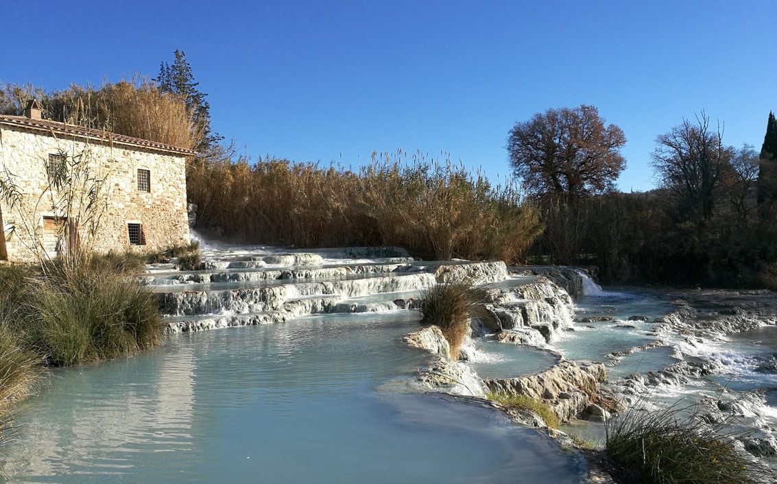 Cascate del Mulino, Italy