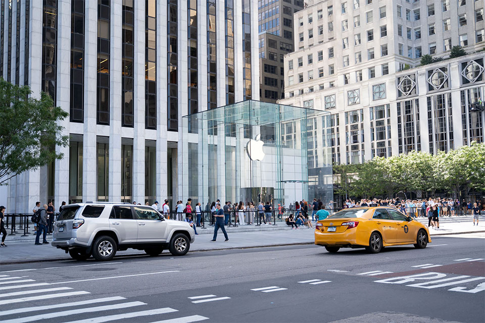 Fifth Avenue, New York City, New York