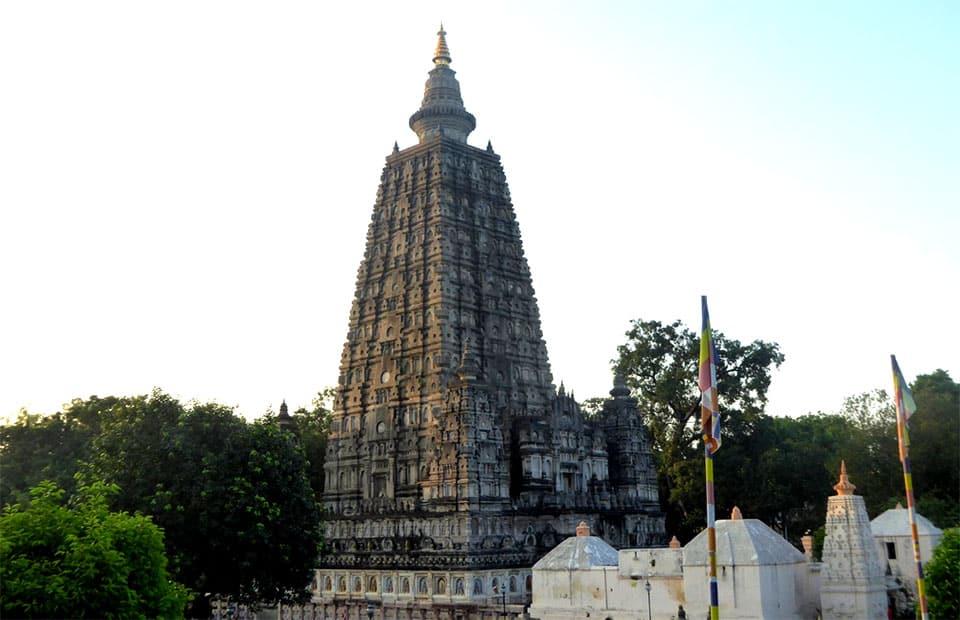 Mahabodhi Temple Bodh Gaya India