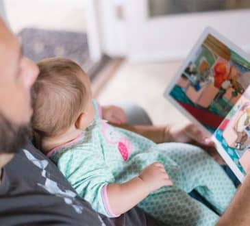 Story Time with Daddy