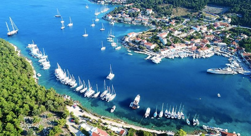 Top Greek Marinas The Best In