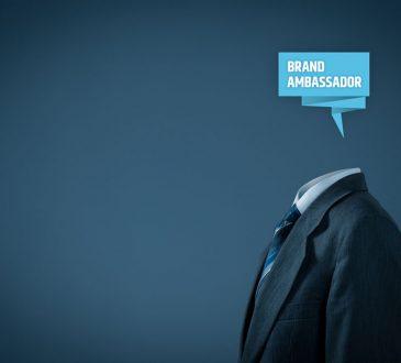 Brand ambassador professional