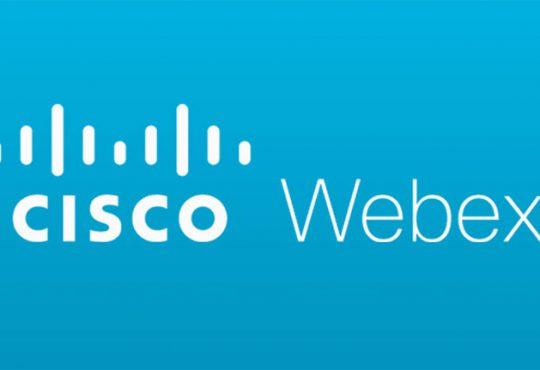 Cisco's Webex