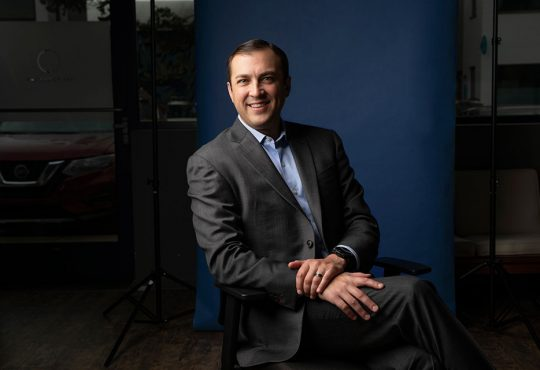 Dan Ellis, Managing Director at Townsend Search Group.